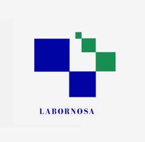 Identidade Corporativa de LABORNOSA, Laboratorio do Noroeste, SA . Un proyecto de Br e ing e Identidad de Xosé Maria Torné         - 05.06.2008