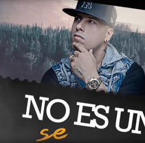 Video Lyric : La Espera - Gotay Ft. Nicky Jam. A Design, Motion Graphics, Animation, Graphic Design, Post-Production, Video, Street Art, and Digital retouching project by Gustavo Chourio         - 07.06.2017