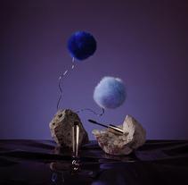 Neili Cosmetics. Un proyecto de Fotografía, Dirección de arte y Escenografía de I'm blue I'm pink  - 08-06-2017