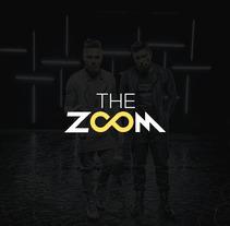 Logo : The Zoom. A Design, Illustration, Graphic Design, Street Art, Digital retouching&Icon design project by Gustavo Chourio         - 10.06.2017
