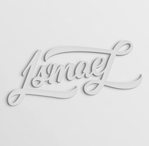Ismael 3D. A T, and pograph project by Ismael Pachón         - 14.06.2017