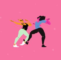 Spotify - Canada 150. Un proyecto de Animación y Animación de personajes de Device  - 21-06-2017
