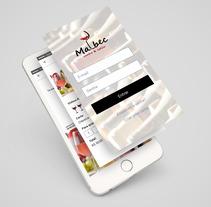Malbec: UX/UI. Un proyecto de UI / UX, Br, ing e Identidad, Diseño de producto y Diseño Web de Carina Lázaro - 05-05-2017
