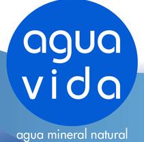 Etiqueta para Agua mineral . Un proyecto de Diseño gráfico de Juan Diego Bañón Muñoz - 01-03-2011