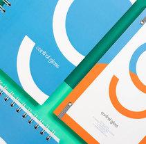 Control Glass. Un proyecto de Diseño, Diseño editorial y Diseño gráfico de coolte.net           - 17.07.2017