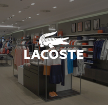 Lacoste // Vídeo corporativo. Un proyecto de Motion Graphics y Vídeo de XELSON  - 18-07-2017