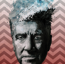 Twin Peaks. A Illustration project by ismael_panadero         - 22.07.2017