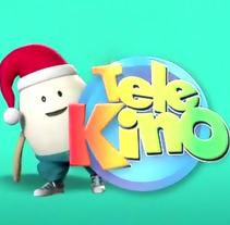 Rigging - Telekino (Huevo Verano). Un proyecto de Publicidad, 3D, Animación y Animación de personajes de Pablo Emmanuel De Leo - 05-12-2015