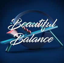 The Beautiful Balance. Um projeto de 3D de Iñaki Lecaroz Amunarriz - 28-07-2017