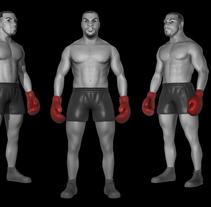 Mi Proyecto del curso: Modelado realista con ZBrush. Un proyecto de 3D y Animación de personajes de Víctor Plazas Expósito         - 14.08.2017