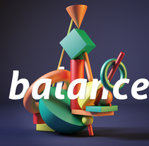 balance. A Design, and 3D project by Helen MoreGre         - 20.05.2017