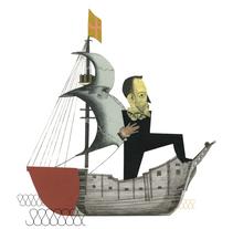 RONDA IBERIA. Cervantes. Un proyecto de Diseño e Ilustración de anne - 01-02-2016