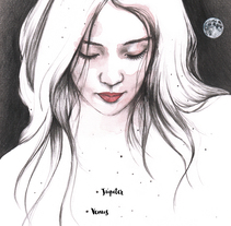 Venus. Un proyecto de Ilustración y Bellas Artes de Crisbel Robles         - 30.08.2017