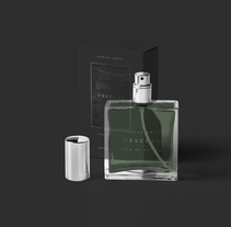 Perfume Dorian Gray. A Art Direction, Br, ing, Identit, and Packaging project by Felix Avendaño         - 10.06.2017