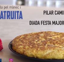 "Spot ""Girem la Truita"". A Film, Video, TV, Multimedia, and Video project by Mariona Grau Moré         - 05.08.2017"