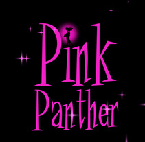 Pink Panther. A Motion Graphics project by Ignacio González Rico         - 19.09.2017