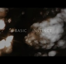BASIC INSTINCT. A Video project by Carla Garcia Ballesteros         - 20.03.2017