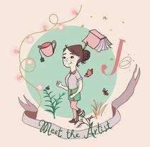 Mi Proyecto del curso: Animación de logotipos y cabeceras. Un proyecto de Animación e Ilustración vectorial de Judit Allende - 27-09-2017
