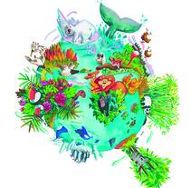 ZooXII. A Illustration, and Fine Art project by Elva Vázquez Lombardía         - 28.09.2017