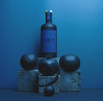 HØT. A Photograph, Br, ing, Identit, and Packaging project by Rubén López Mata         - 02.10.2016