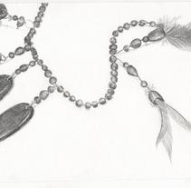 Cosas Datadas . Um projeto de Artes plásticas de Lilian Salazar         - 04.10.2017