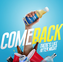 Come Back!. A Design, and Art Direction project by Barbara Correa Hormigo - 12-04-2017