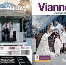 Vianney Invierno 2016. A Digital retouching project by Daniel Bernal - 21-12-2015