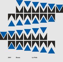 Lo que me sale de La Polla // Bocas. A Graphic Design project by Martín O. Marcos - 17-10-2017