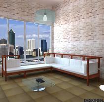 ARQUITECTURA 3D. A Design, 3D, Architecture&Interior Architecture project by Julian CastiBa         - 09.07.2014