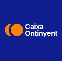 Caixa Ontinyent – diseño web. A Graphic Design, and Web Design project by Lourdes Ruiz-Ruano Blasco         - 24.01.2015