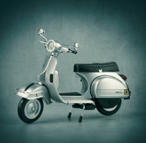Vespa 1978. . A Photograph project by David Fuentes - 29-10-2017