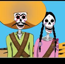 Ilustración para artículo periodístico. A Illustration project by Carol Skullart         - 03.11.2015