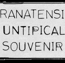 Granatensis Untypical Souvenir. A Illustration project by Rafael García Artiles         - 03.01.2017
