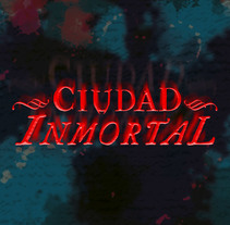 Ciudad Inmortal. A Illustration, and Comic project by Alfonso Miguel  Sánchez Vicente - 07-11-2017