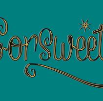 Mi Proyecto del curso: Los secretos dorados del lettering. Un proyecto de Diseño gráfico y Lettering de Soledad Manso González         - 09.11.2017