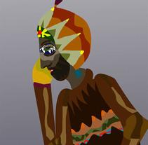 supaymanta. A Illustration project by juanc quintanillac - 12-11-2017