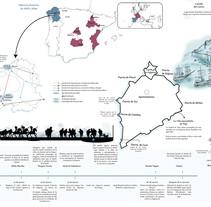 La Reconquista de Vigo. Um projeto de Ilustração e Ilustración vectorial de Alexandra Bast         - 14.11.2017