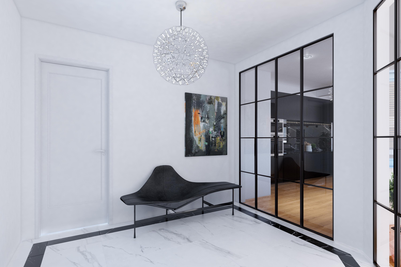3d Render Arquitectura Interiorismo Travesera Barcelona