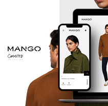 Mango Committed. Interactive shopping experience. A UI / UX, Fashion, and Web Design project by Redbility         - 20.11.2017