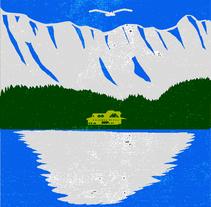 Mi Proyecto del curso: Ilustración original de tu puño y tableta. Um projeto de Ilustração de Alejandro  Bottini - 26-11-2017