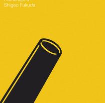 Homenaje a Shigeo Fukuda. Un proyecto de Diseño gráfico y Tipografía de Daniel Uria         - 01.12.2017