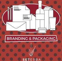 Branding, Packaging & Adds for Seterba. A Advertising, Photograph, Br, ing, Identit, and Packaging project by Pevi Dipo - 01-03-2017
