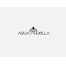 Logo Agua Sin Huella_propuestas. A Design project by Srta. L. Figueredo - 29-12-2017