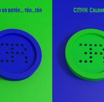 CMYK - Colours. A Graphic Design project by Rafa Escribano         - 08.01.2018