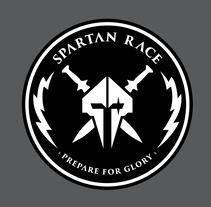 Spartan Race - Logo/Badge Design Challenge. A Design project by alexandre laranjeira         - 16.04.2017