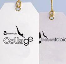 Concurso logos CINCUENTOPIA. A Br, ing&Identit project by Nuria González Fernández         - 19.01.2018