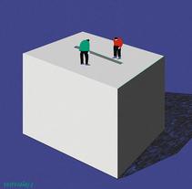 Desconexión. Un proyecto de Ilustración de Yeyei Gómez  - 21-12-2017