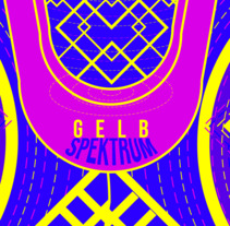 GELB SPEKTRUM. A Vector illustration project by Pablo Maquizaca         - 28.08.2017