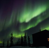 Viajes: Auroras Boreales. Un proyecto de Fotografía de Pamela  Barrón Cobo         - 06.02.2018