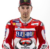 Jorge Lorenzo. A Advertising project by FranM         - 11.01.2018